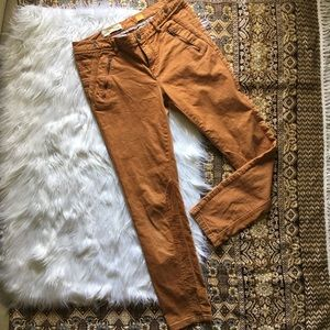Anthropologie | Pilcro The Letterpress Cargo Pants